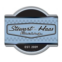 Exclusive Stewart-Haas Racing High Definition Magnet