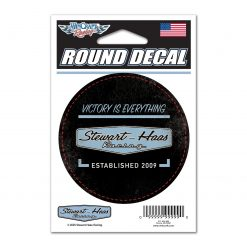 Exclusive Stewart-Haas Racing 3X3 Round Decal