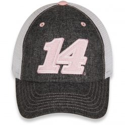 Clint Bowyer 2020 #14 Stewart-Haas Racing Youth Girls Racer Hat