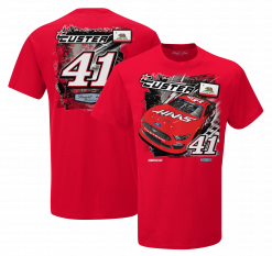 CC 2020 Haas Backstretch Tee