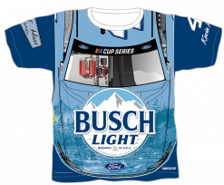 KH 2020 Busch Light Sublimated Car Tee
