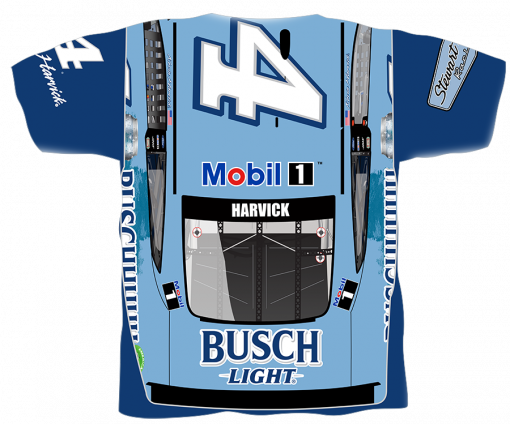 Kevin Harvick 2020 Busch Light Stewart-Haas Racing Sublimated Car Tee