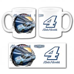 Kevin Harvick 2020 Busch Light Stewart-Haas Racing Sublimated Mug