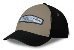 Exclusive Stewart-Haas Racing Logo Gray Front & Black Back Hat
