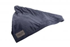 Exclusive Stewart-Haas Racing Navy Sherpa Blanket