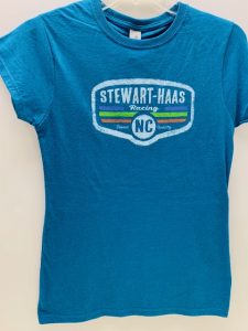 Exclusive Stewart-Haas Racing Icon Girls Tee