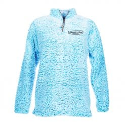 Exclusive Stewart-Haas Racing Ladies Sapphire Sherpa