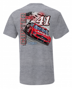 Cole Custer  2020 Haas Stewart-Haas Racing Restart Tee