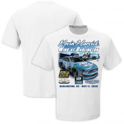 Kevin Harvick 2020 Busch Light Stewart-Haas Racing Darlington Win Tee