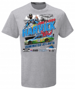 Kevin Harvick 2020 Busch Light Stewart-Haas Racing #ForTheFarmers Atlanta Win Tee