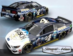 Kevin Harvick 2020 Busch Head For The Mountains Stewart-Haas Racing 1/24 Elite