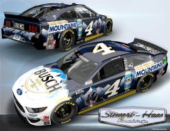 Kevin Harvick 2020 Busch Head for the Mountains Stewart-Haas Racing 1/64 Diecast