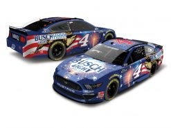 Kevin Harvick 2020 Busch Light Stewart-Haas Racing Patriotic Indianapolis 1/24 Scale Elite Diecast