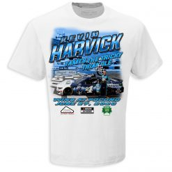 Kevin Harvick 2020 Busch Stewart-Haas Racing Head For The Mountains Pocono Win Tee