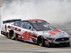 Cole Custer 2020 HaasTooling.com Stewart-Haas Racing Kentucky Win 1/24 Scale HO Diecast