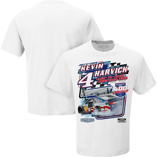 Kevin Harvick 2020 Busch Light Stewart-Haas Racing Indianapolis Win Tee