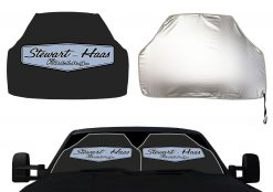 Exclusive Stewart-Haas Racing Windshield Sunshade