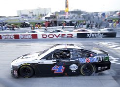 Kevin Harvick 2020 Mobil 1 Stewart-Haas Racing Dover Win 1/24 Scale Elite Diecast
