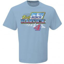 Kevin Harvick 2020 Busch Stewart-Haas Racing Darlington Throwback Tee