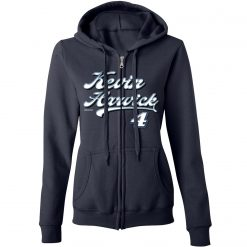 Kevin Harvick Busch Light Stewart-Haas Racing Ladies Zip Hoodie
