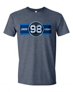 Chase Briscoe Xfinity 2020 Vintage 98 Blue Tee