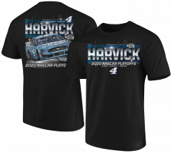 Kevin Harvick 2020 Busch Light Stewart-Haas Racing Playoff Tee