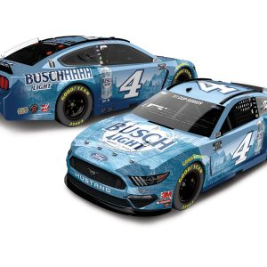 Kevin Harvick 2021 Busch Light Stewart-Haas Racing 1/24 Scale Elite Diecast