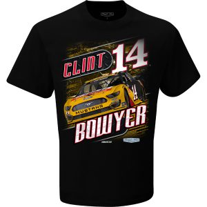 Clint Bowyer 2020 Rush Truck Centers Stewart-Haas Racing Camber Tee