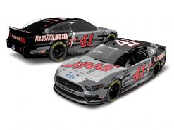 Cole Custer 2021 HaasTooling Stewart-Haas Racing 1/24 Scale ELITE Diecast