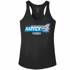 Kevin Harvick #4 2021 Ladies Tank Top
