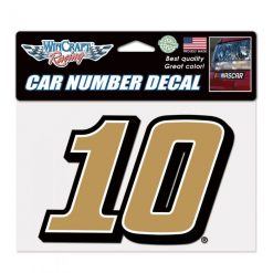 Aric Almirola Car Number Decal