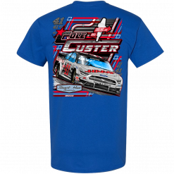 Cole Custer 2021 Stewart-Haas Racing Car Tee