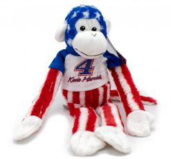 Kevin Harvick Stewart-Haas USA Plush Monkey