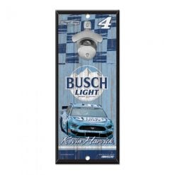 Kevin Harvick 2021 Busch Light Stewart-Haas Racing Bottle Opener Sign
