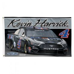 Kevin Harvick 2021 Mobil 1 Stewart-Haas Racing 3x5 Flag