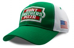 Kevin Harvick Hunt Brothers Pizza Stewart-Haas Racing 2021 Team Hat Green