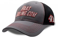 Cole Custer HaasTooling.com Stewart-Haas Racing 2021 Team Hat
