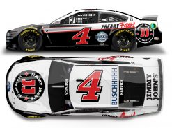Kevin Harvick 2021 Jimmy John's Stewart-Haas Racing 1/24 Scale HO
