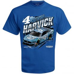 Kevin Harvick 2021 Stewart-Haas Busch Light Qualify Tee