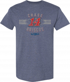 Chase Briscoe 2021 Ford Performance Racing School Stewart-Haas Racing Car Tee