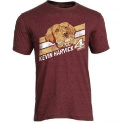 Kevin Harvick EXCLUSIVE 2021 Stewart-Haas Racing Busch Light Dog Brew T-Shirt