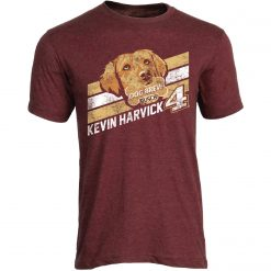 Kevin Harvick EXCLUSIVE 2021 Stewart-Haas Racing Busch Dog Brew T-Shirt
