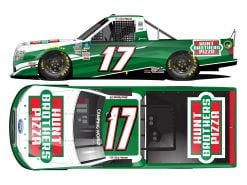 Kevin Harvick 2021 Hunt Brothers Pizza Truck 1/24 Diecast