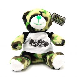 Ford Stewart-Haas Green Camo Plush Bear