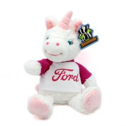 Ford Stewart-Haas Plush Unicorn