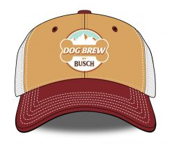 Kevin Harvick 2021 Stewart-Haas Racing Busch Dog Brew Team Hat