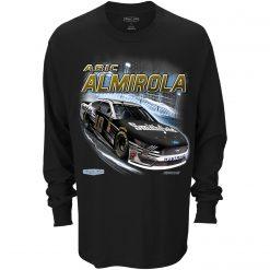 Aric Almirola 2019 Smithfield Stewart-Haas Racing Long Sleeve Tee